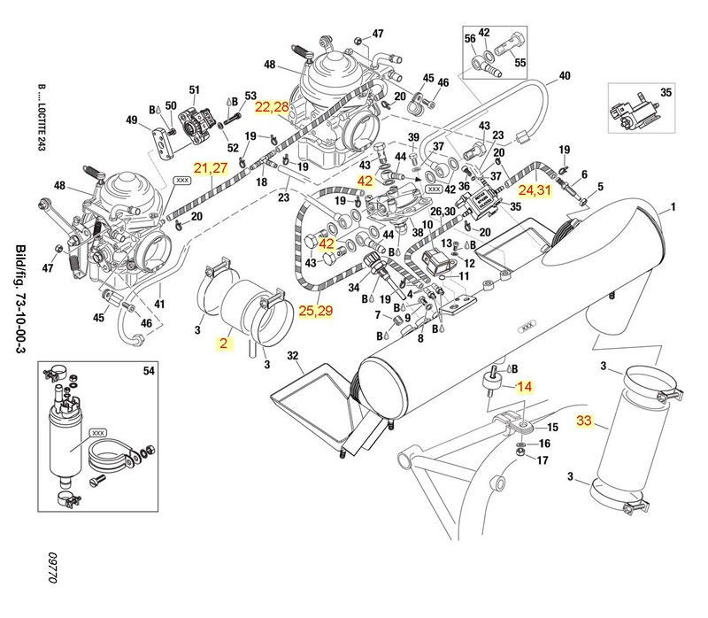 aircraft fuel injector diagram