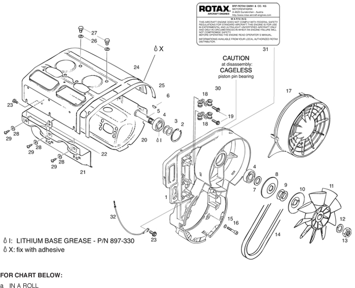 kawasaki 440 snowmobile engine diagram