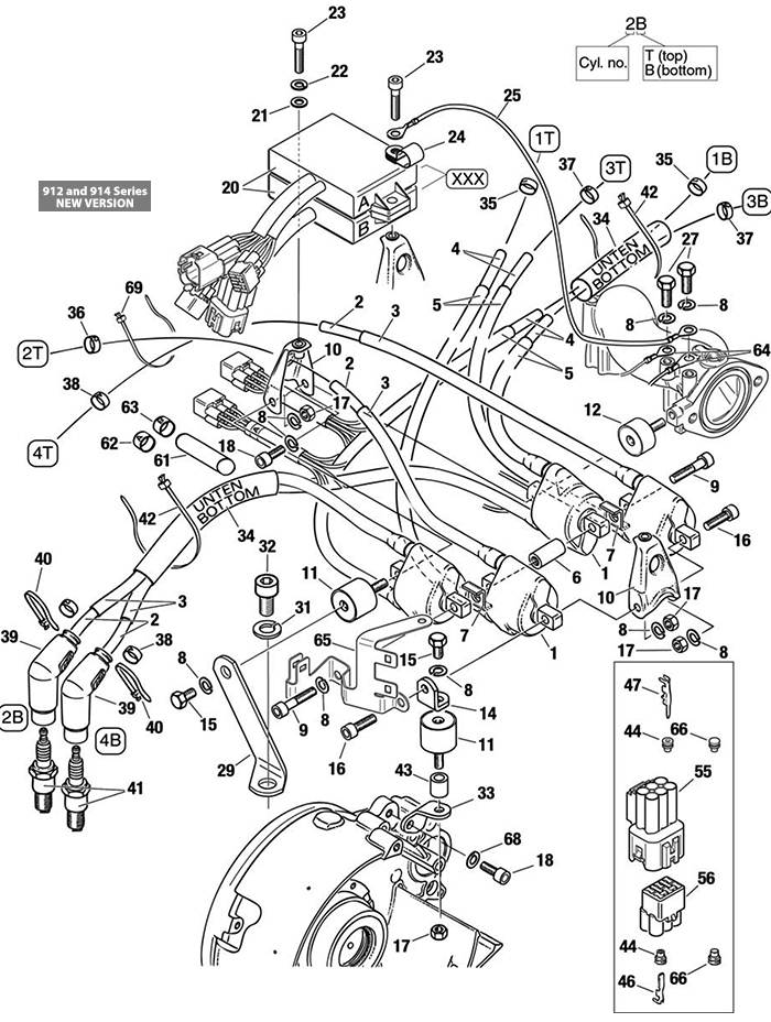 rotax 914 aircraft engine diagram
