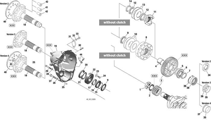 912914gearbox Rotax Wiring Diagram on