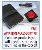 Ipad Aviation Accessory Kit