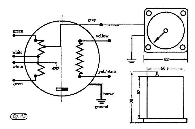 [SCHEMATICS_4HG]  AVIASPORT ROTAX 503-582 DUCATI IGNITION TACHOMETER - 2 1/4 IN. | California  Power Systems | Rotax 447 Wiring Diagram |  | California Power Systems
