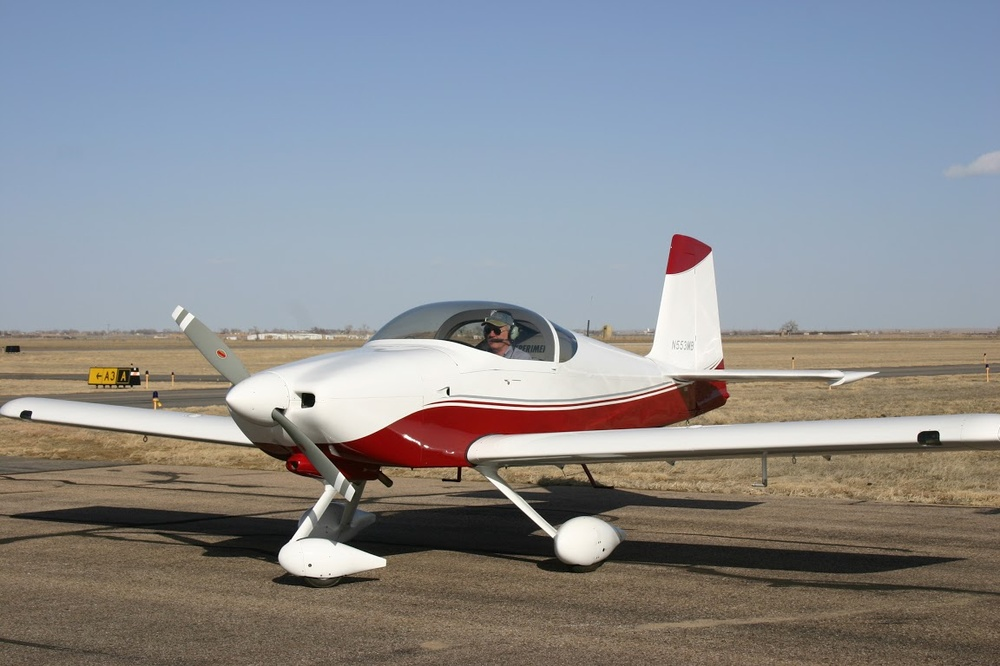 VAN'S AIRCRAFT RV-9 from California Power Systems