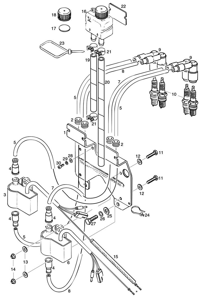 Diagram Kohler 582 Wiring Full