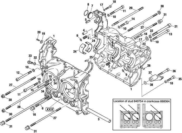 co inboard engines diagram