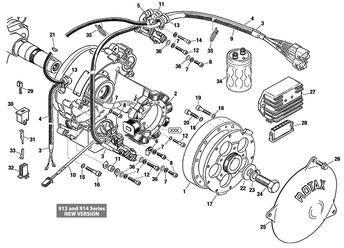 Wiring Diagram For Magnito Motor - Wiring Diagram And ...